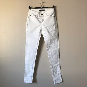 Levi's white leggings jeans